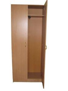 Шкаф-гардероб для одежды двухдверный