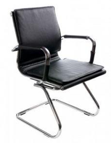 Кресло руководителя Бюрократ CH-993 низкая спинка